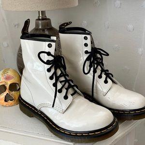 🐘Dr. Martens 1460 OG Patent Leather Boots 8 39🐘